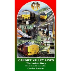 Cardiff Valley Lines DVD