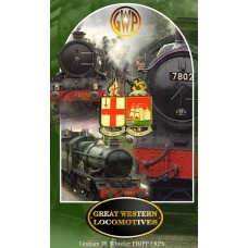 Great Western Railway Locomotives and Shakespeare Express DVD