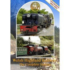 Welsh Highland Railway 2013 DVD
