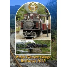 Welsh Narrow Gauge Railways 2012 DVD