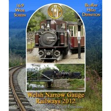 Welsh Narrow Gauge Railways 2012 BluRay