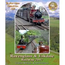 Ravenglass & Eskdale Railway 2017 BluRay