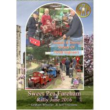 Sweet Pea Fareham Rally June 2016 (DVD)