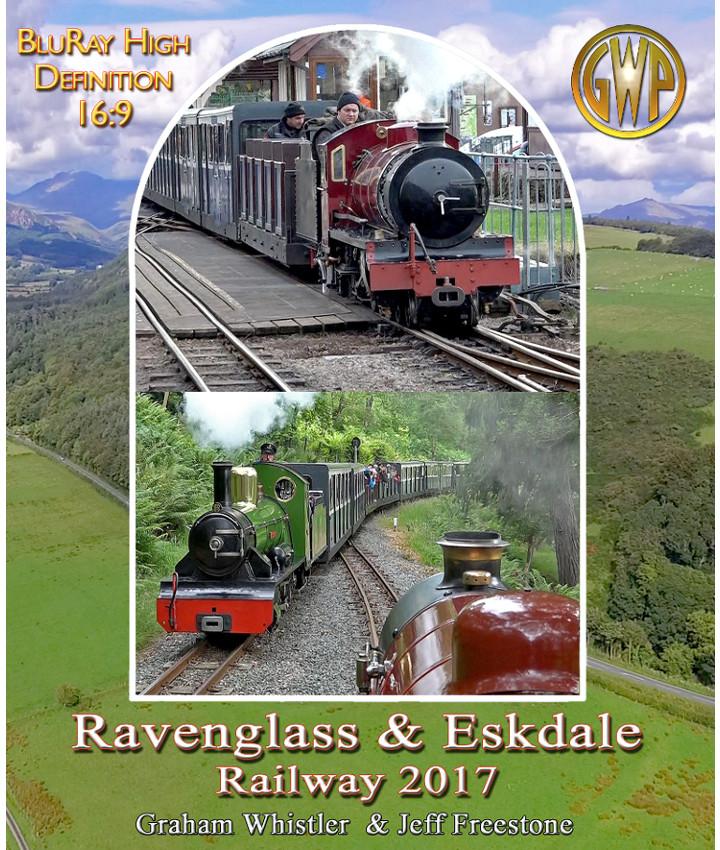 Ravenglass Eskdale Railway 2017 BluRay