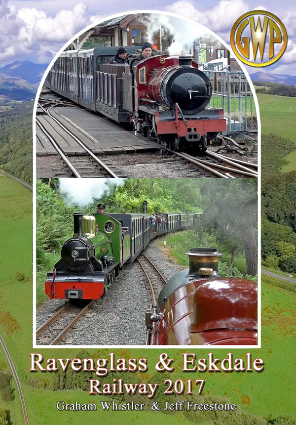 Ravenglass Eskdale Railway 2017 DVD