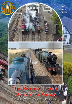 Romney Hythe and Dymchurch 2017 DVD