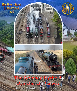 Romney Hythe and Dymchurch 2017 BluRay