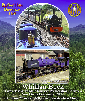 Whillan Beck BluRay